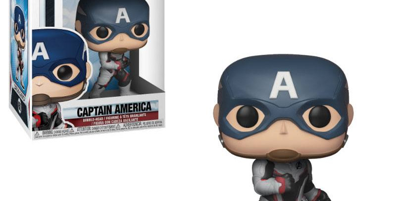 Pop 450 - Captain America