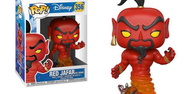 Pop 356 - Red Jafar as Genie