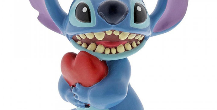Disney Showcase - Stitch Heart Figurine