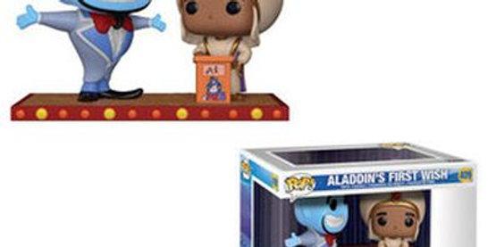Pop 409 - Aladdin's First Wish