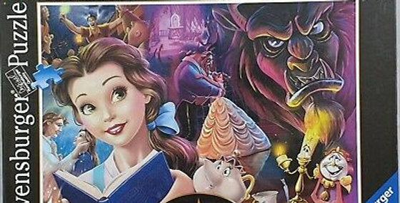 Puzzle 1000 pièces - Belle