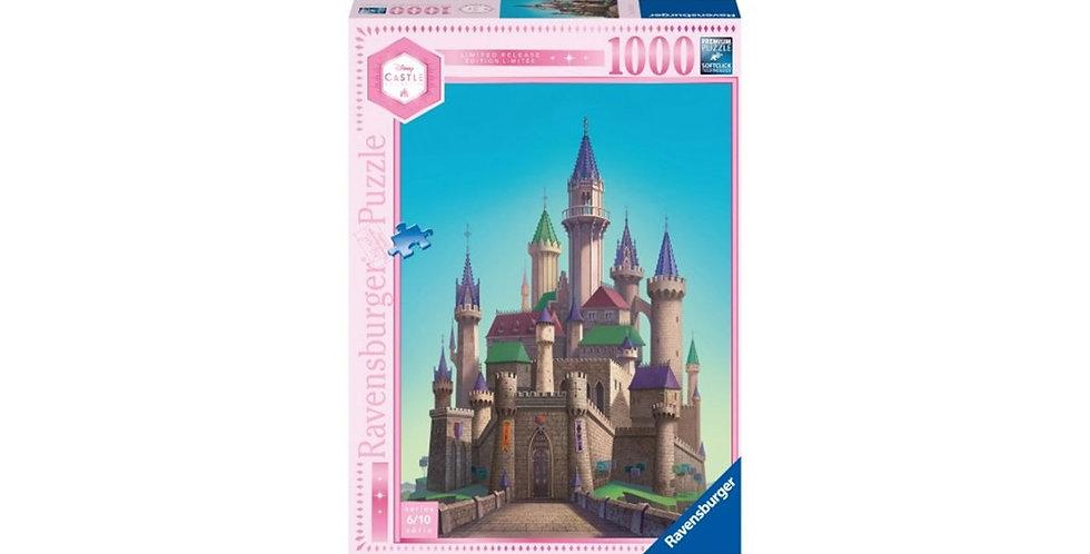 Puzzle 1000 pièces - Le Château d'Aurore