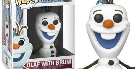 Pop 733 - Olaf with Bruni