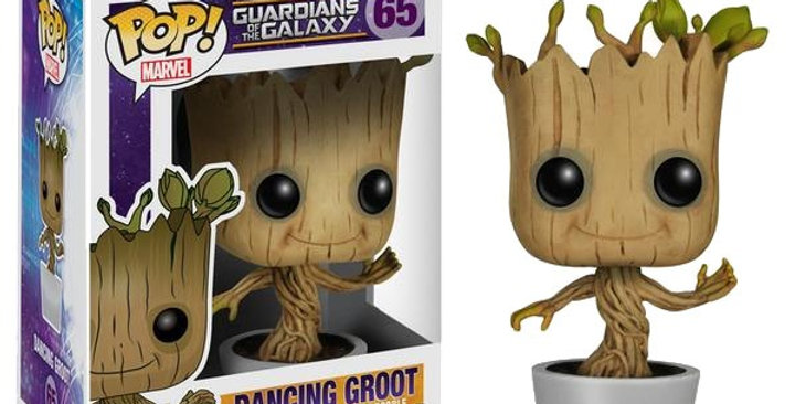 Pop 65 - Dancing Groot