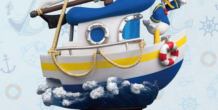 D-Stage - Donald Duck's Boat