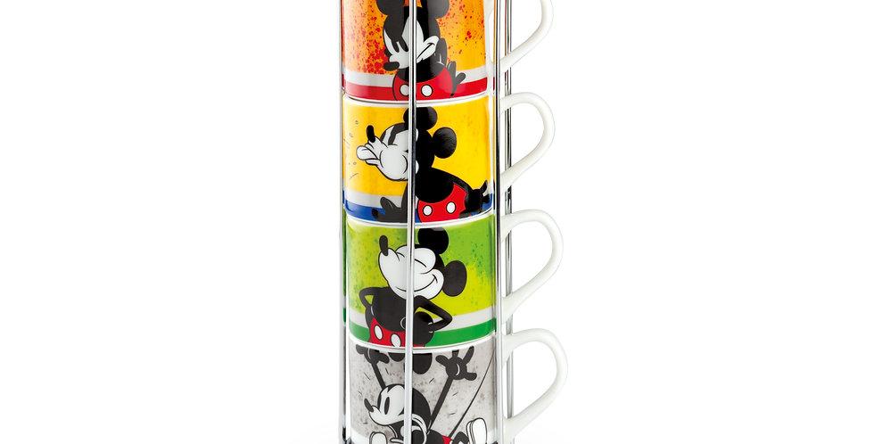 Set de 4 tasses à espresso - Mickey I Am