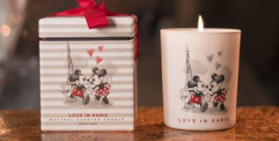 Bougie Francal - Love in Paris