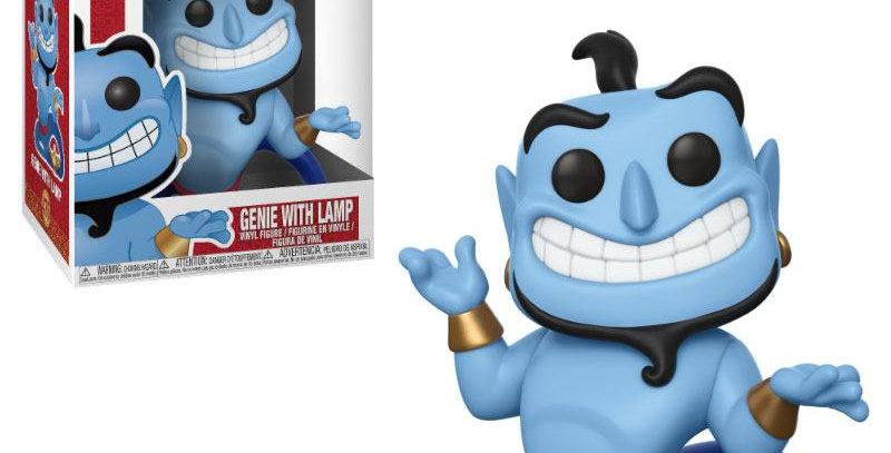 Pop 476 - Genie