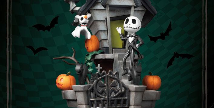 D-Stage - The Nightmare Before Christmas