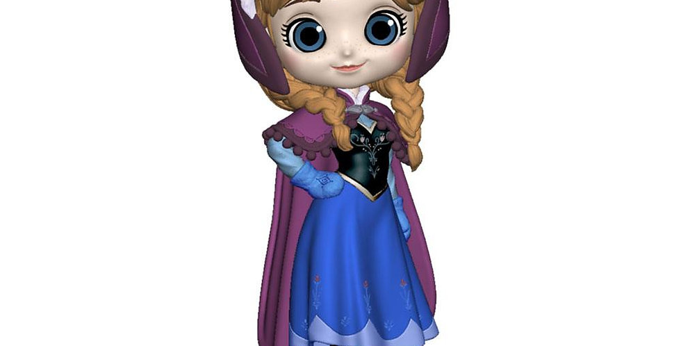 QPosket - Anna Disney Characters