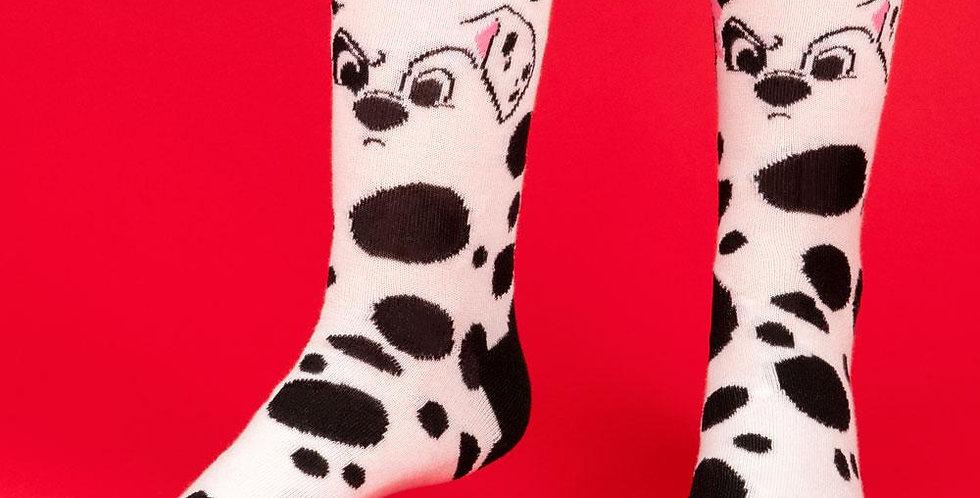 Chaussettes - 101 Dalmatiens