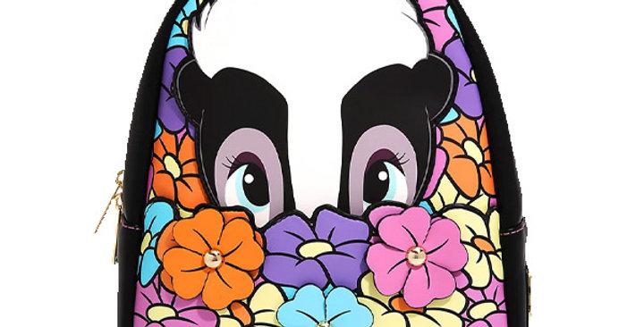 Loungefly Sac à dos - Fleur (Bambi)