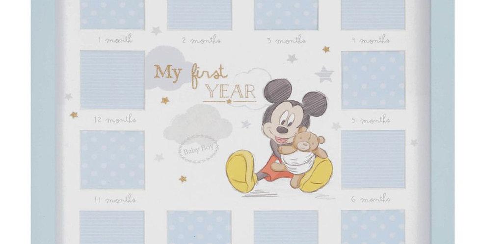 Cadre multi-photos - Mickey
