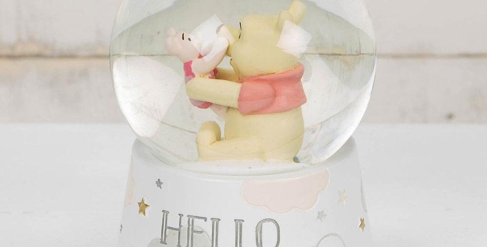 Snowglobe Winnie & Porcinet