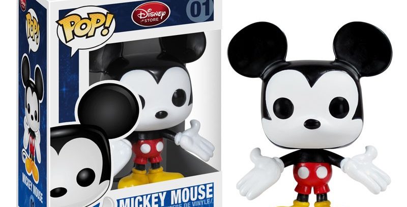 Pop 01 - Mickey Mouse