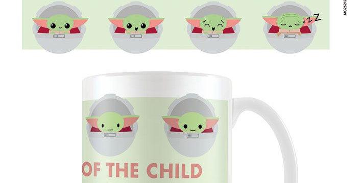 Mug en céramique - The Child