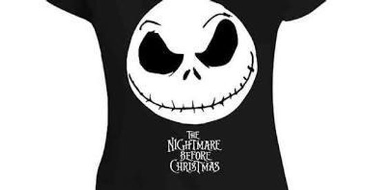 T-shirt Dames - Jack Skellington