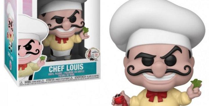 Pop 567 - Chef Louis