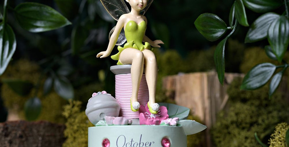 Tinker Bell Birthday - October (octobre)