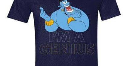 T-shirt Hommes - Génie