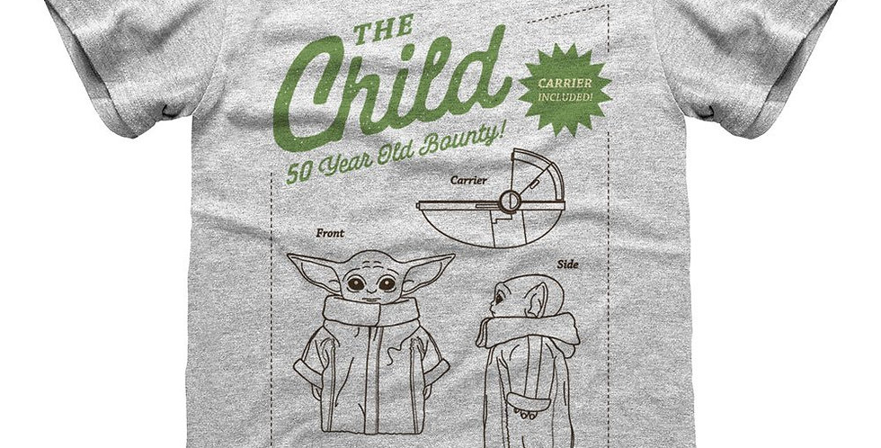 T-shirt Hommes - The Child