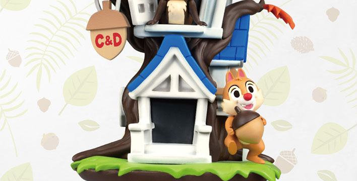 D-Stage - Chip'n Dale Tree House