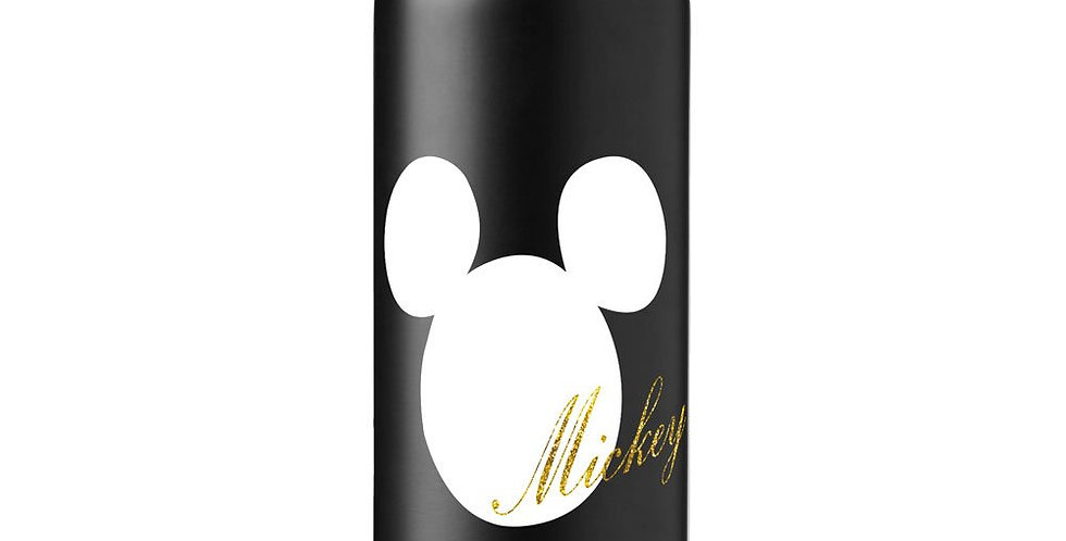 Bouteille métallique - Mickey Glitter