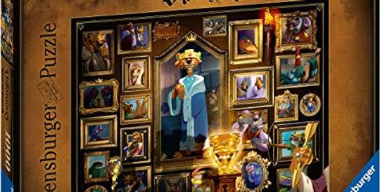 Puzzle 1000 pièces -Villainous Prince Jean