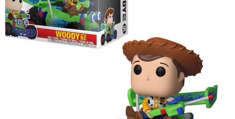 Pop 56 - Woody with RC