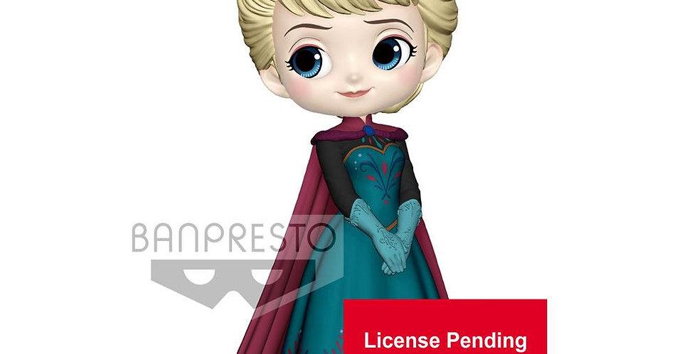 QPosket - Elsa Coronation Style