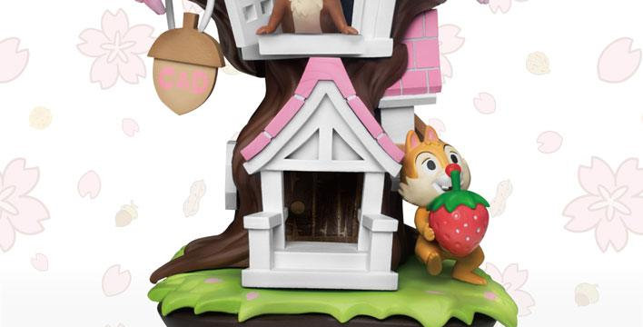 D-Select - Chip'n Dale Treehouse CherryBlossom Version