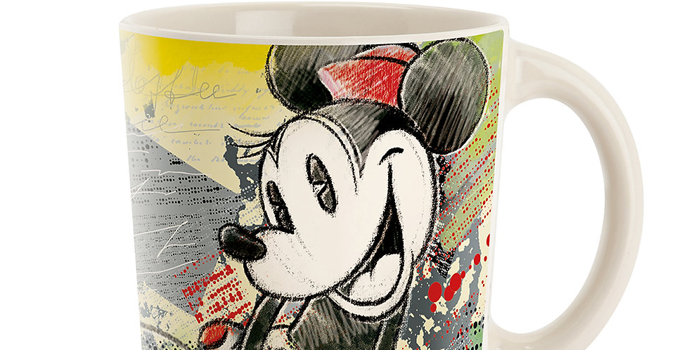 Mug - Color Fun Minnie