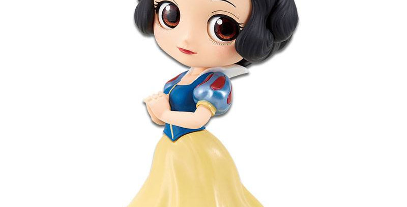 Q Posket - Blanche-Neige Disney Characters