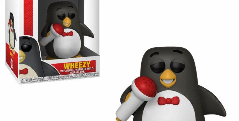 Pop 519 - Wheezy