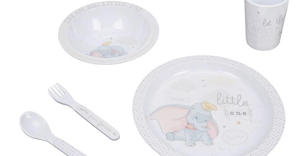 Set de déjeuner pour bébé - Dumbo