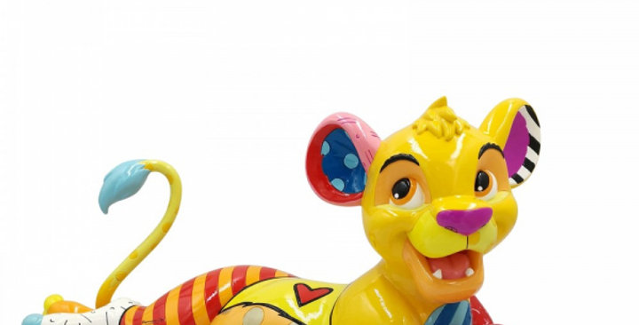 Britto - Simba Statement Figurine