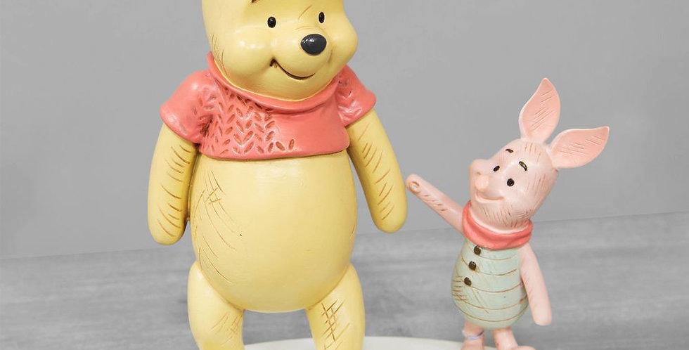 Winnie & Porcinet