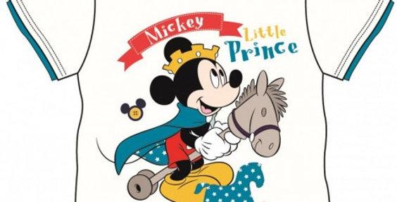 T-shirt Bébé - Mickey Little Prince