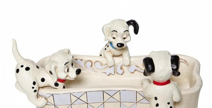 Disney Traditions - Puppy Bowl (101 Dalmatiens)