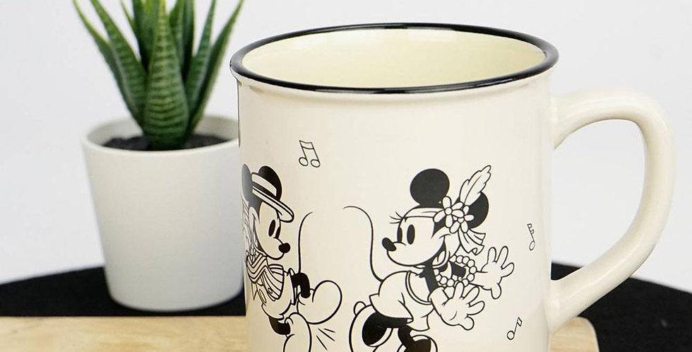 Mug en céramique - Mickey & Minnie Vintage