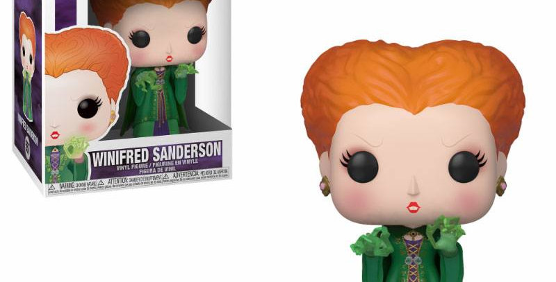Pop 557 - Winifred Sanderson