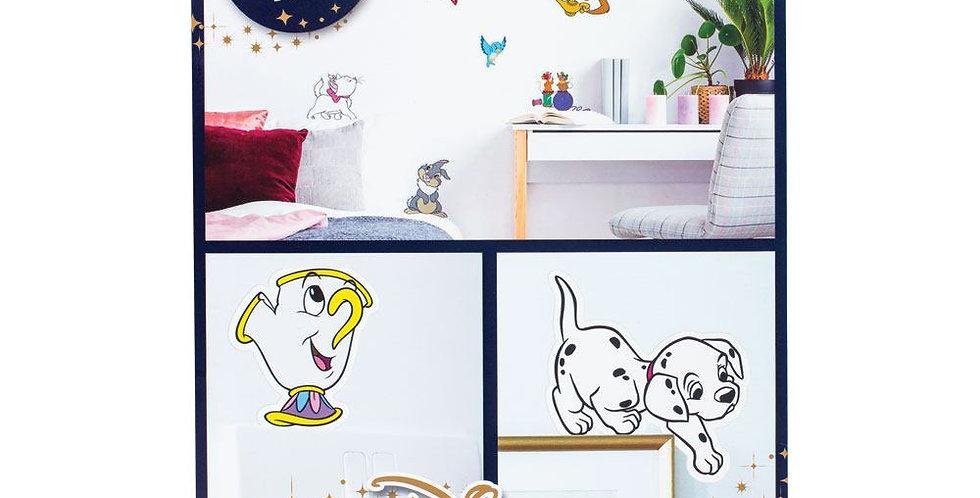 Décalcomanies murales et amovibles