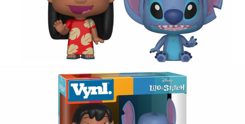 Vynl. - Lilo + Stitch
