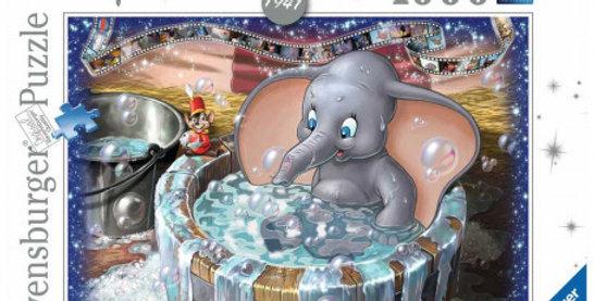Puzzle 1000 pièces - Dumbo