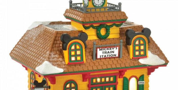 Dpt 56 - Mickey's Train Station