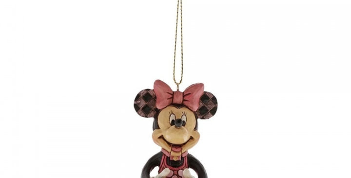 Suspension pour sapin - Minnie Mouse Nutcracker
