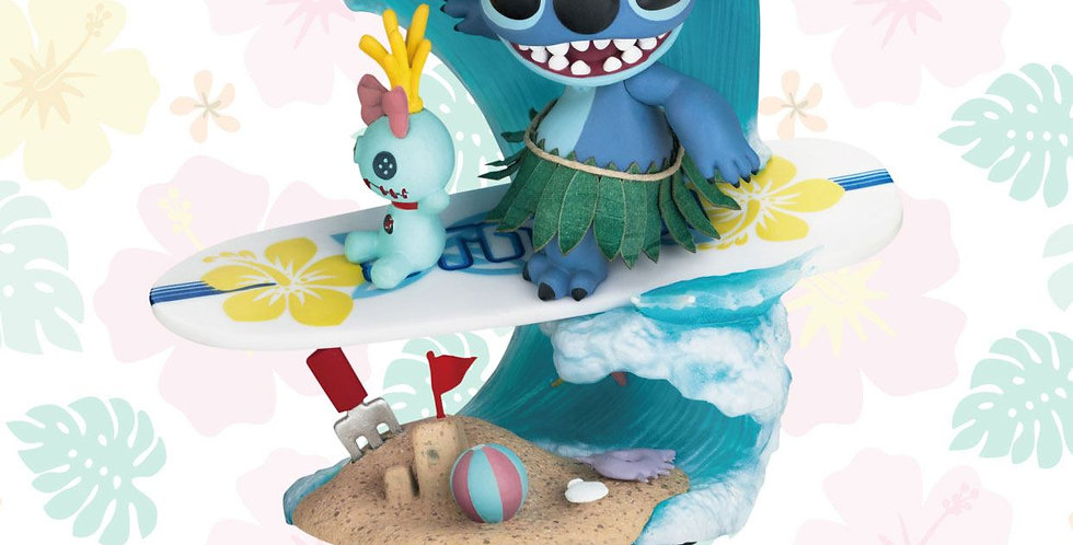 D-Select - Surfing Stitch Edition LIMITEE