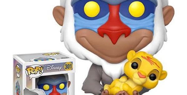 Pop 301 - Rafiki with Simba