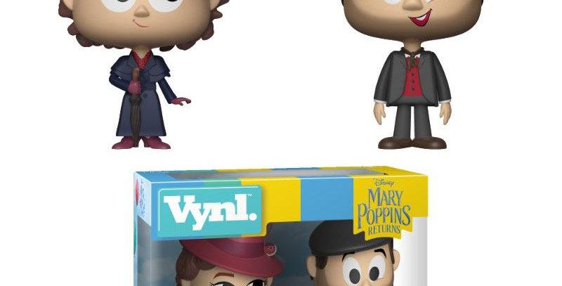 Vynl. - Mary Poppins + Jack