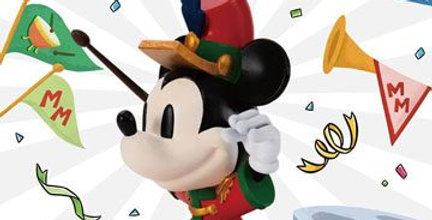 Mini Egg Attack - Conductor Mickey